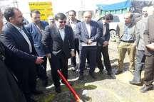 عملیات گازرسانی به محدوده صنعتی پارک لیا آغاز شد