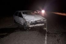 4 کشته و 2 مصدوم در حادثه تصادف دیشب جاده قدیم کرج- قزوین