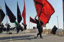 فرمانده مرزبانی خوزستان:عبور زائران از 2 مرز شلمچه و چذابه به صورت 24 ساعته است
