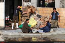 سیل 500 واحد مسکونی را در کهگیلویه و بویراحمد تخریب کرد  خسارهای فراوان سیل به 1200 خانه در استان