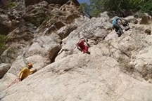 نجات جان ۱۰ کوهنورد زنجانی در ارتفاعات فومن