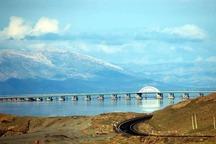 مساحت دریاچه ارومیه بیش از 494 کیلومترمربع افزایش یافت