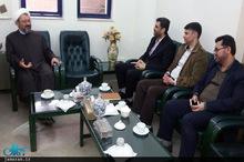 مدیر کل و معاونین کمیته امداد امام(ره) استان اصفهان با مدیر موسسه تنظیم ونشر آثار امام خمینی(س) اصفهان دیدار کردند