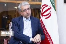 هواپیمای حامل وزیر نیرو به جای اهواز در اصفهان نشست