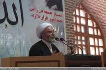 امام جمعه نمین : حجاب و عفاف سدی در برابر فساد است