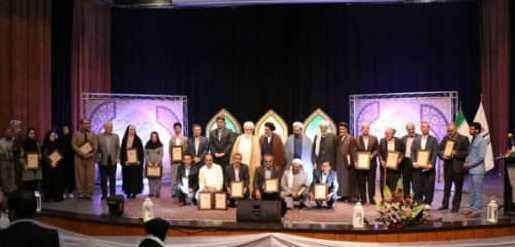 50 چهره شاخص قرآنی استان کردستان تجلیل شدند