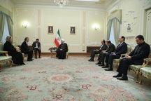 تهران آماده ارتقای همکاری با برازیلیا در همه حوزه های مورد علاقه است