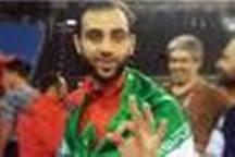 قهرمان گیلانی پاراتکواندو آسیا: سطح کیفی مسابقات آسیایی بسیار بالاست