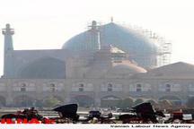 هوای کلانشهر اصفهان امروز برای همه مردم ناسالم است