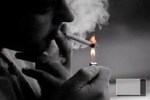 سن شروع مصرف سیگار در گیلان 15 سال است