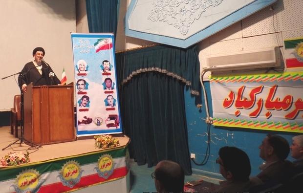 همایش 40 سال خدمت شبکه های آبیاری شمال خوزستان برگزار شد