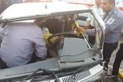 تصادف پژو و پراید در دزفول ۶ مصدوم برجا گذاشت