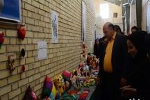 نمایشگاه توانمندیهای بانوان اردکان افتتاح شد