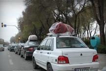 مسافران شیراز راهی اصفهان شدند
