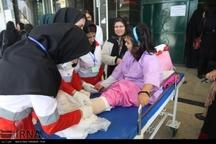 پذیرش 10هزار و 203 مصدوم زلزله در مراکز درمانی 1623 نفر ترخیص شدند