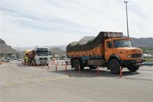 تردد وسایط نقلیه سنگین در جاده قدیم قزوین-رشت ممنوع می شود