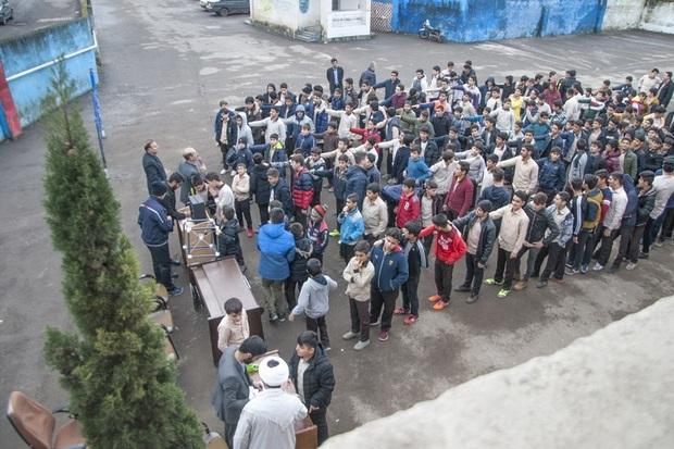 اجرای طرح اتصال مدرسه به مسجد در آستارا آغاز شد