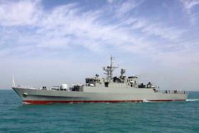 عملیات شناسایی ناوشکن جماران و بوشهر