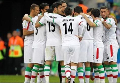 ایران،اول آسیا؛سی و نهم جهان