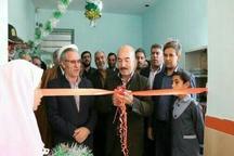 افتتاح یک واحد آموزشی خیرساز در روستای کنزق سرعین