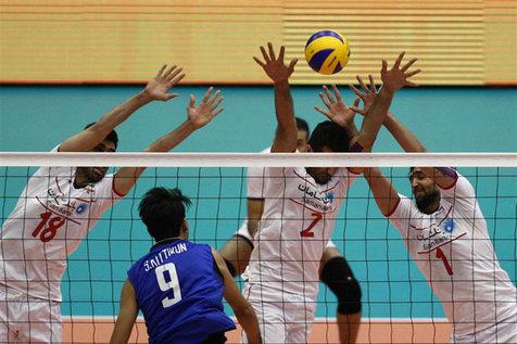ایران مقابل کره جنوبی شکست خورد
