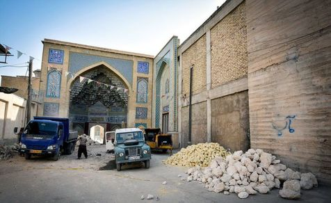 ادامه تخریب بافت تاریخی شیراز