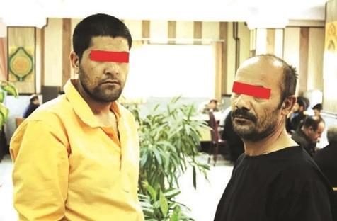 قتل راننده ایرانی توسط دو قاچاقچی افغان