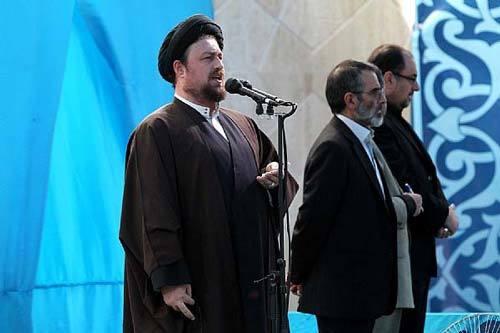 سخنرانی حجت الاسلام سید حسن خمینی در مراسم بیست و دومین سالگرد ارتحال حضرت امام خمینی (س)