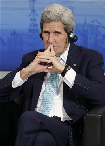 دیدار وزیران خارجه آمریکا و کوبا