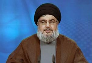 سید حسن نصرالله وارد تهران شد
