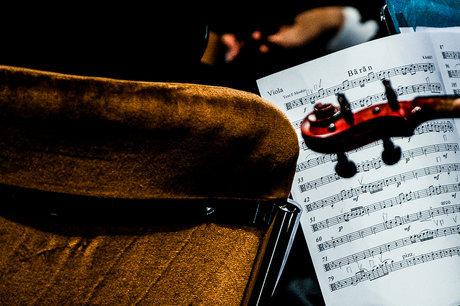 تولد یک ارکستر در دل شهر تهران