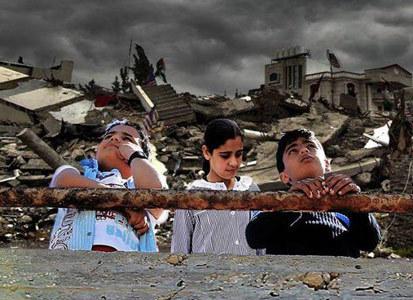آواره کردن فلسطینی ها با توسل به یک قرص نان!