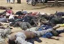 واکنش دولت نیجریه به درخواست بوکو حرام
