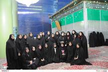 تجدید میثاق دانشجویان و دانش آموزان با امام راحل