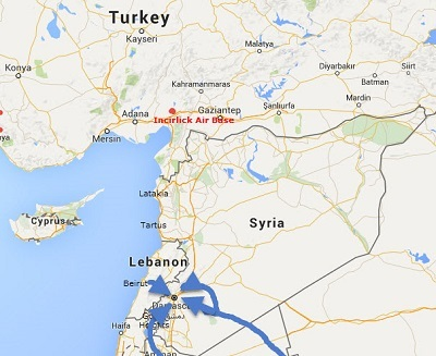 طرح سری عربستان و ترکیه برای اشغال دمشق توسط «گردشگران»