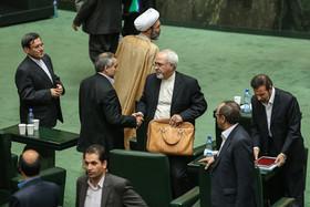 جزییات بررسی صلاحیت  دکتر ظریف وزیر پیشنهادی امور خارجه در مجلس