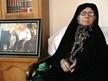 عیادت وزیر بهداشت از مادر رییس جمهور در مرکز قلب تهران