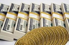 قیمت  سکه کاهش و نرخ دلار افزایش یافت/ جدول
