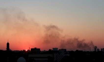 دومین شهر بزرگ لیبی در خاموشی