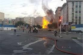 توضیحات شهرداری تهران درباره شایعات ریزش دوباره محل انفجار شهران