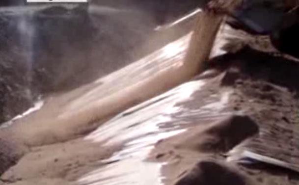 فیلم / سد های زیر زمینی در کرمان