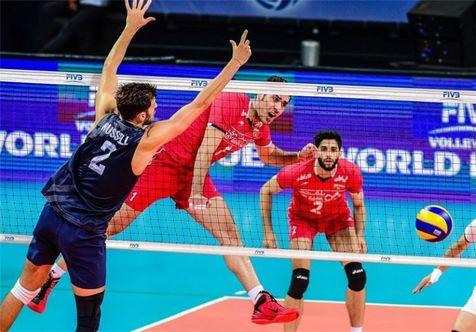 محمودی امتیازآورترین بازیکن ایران مقابل آمریکا شد