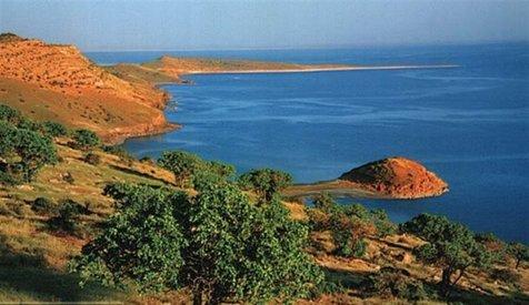 بارندگی های پائیزه تاثیر مطلوبی بر جزایر پارک ملی دریاچه ارومیه داشته است