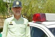 رئیس پلیس آگاهی کهگیلویه و بویراحمد معرفی شد