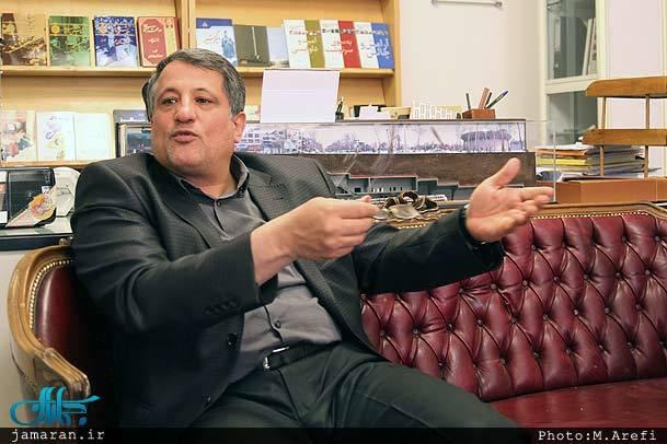 محسن هاشمی یک گام تا شهرداری