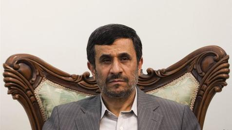داوری: احمدی نژاد برنامهای برای انتخابات ندارد