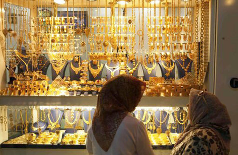 طلا ارزان و سکه گران شد