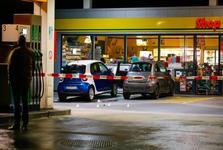 حمله با تبر در سوئیس+ تصاویر