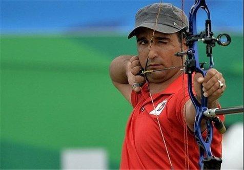 عبادی در کاپ آسیا به مدال نقره دست یافت