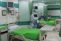 مامور انتظامی جیرفت به بیمارستان پلیس کرمان منتقل شد